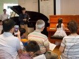 Launch of new Steinway Crown Jewel, Chen Jing performing