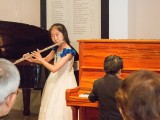 Launch of new Steinway Crown Jewel, Yi Ting, and Toby Tan playing a duet