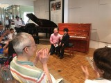 Launch of new Steinway Crown Jewel, Andrew Goh, and Toby Tan