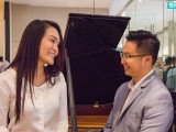 Launch of new Steinway Crown Jewel, Celine Goh