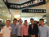 Launch of new Steinway Crown Jewel, Group picture