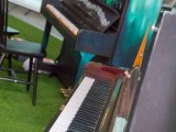 Pianovers Meetup #9, Two pianos at the URA Centre, Piano Park