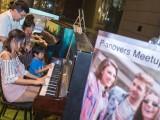 Pianovers Meetup #9, Pianovers having fun