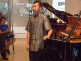 Conferment Ceremony of Young Steinway Artist Mervyn Lee, Mervyn Lee