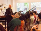 Conferment Ceremony of Young Steinway Artist Mervyn Lee, Speech by Thomas Hecht