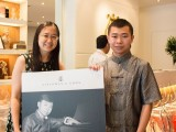 Conferment Ceremony of Young Steinway Artist Mervyn Lee, Julie Tan, and Mervyn Lee