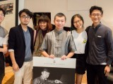 Conferment Ceremony of Young Steinway Artist Mervyn Lee, Mervyn Lee and friends