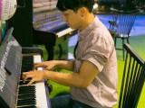 Pianovers Meetup #10, Jimmy Chong performing