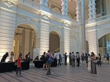 3rd Steinway Youth Piano Competition Gala Concert, Guests arriving