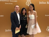 3rd Steinway Youth Piano Competition Gala Concert, Sng Yong Meng, Corinna Chang, and Celine Goh