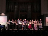 3rd Steinway Youth Piano Competition Gala Concert, Group picture on stage