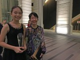 3rd Steinway Youth Piano Competition Gala Concert, Lim Shi Han, and Lena Ching