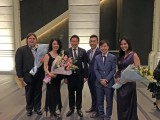 3rd Steinway Youth Piano Competition Gala Concert, Group picture of adjudicators and others