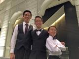 3rd Steinway Youth Piano Competition Gala Concert, Wang Huang Hao Jia, Yap Sheng Hwa and Jaden Tan Yu Xuan