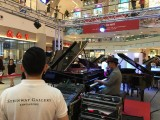 Steinway Gallery Singapore Clearance Sale 2016, The performance stage