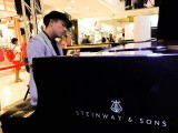 Steinway Gallery Singapore Clearance Sale 2016, Lee Hong Xuan