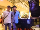 Steinway Gallery Singapore Clearance Sale 2016, Sng Yong Meng, Lee Hong Xuan
