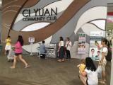 People having fun at Play Me, I'm Yours Singapore tour, Matthew Tan