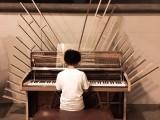 "Play It Forward Singapore Season #2, Boy plays on ""Melissa"""