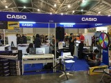 SmartKids Asia 2016, Casio booth