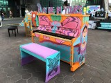 Official Launch of Play Me, I'm Yours Singapore, Piano #4