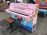Official Launch of Play Me, I'm Yours Singapore, Piano #10