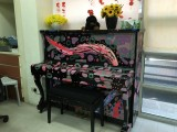 "Visit to HCA Hospice Care, ""Floyd"" piano from Play It Forward Singapore Season #1"