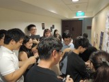 NUS Piano Ensemble Alumni Concert 2016, Playing a musical game