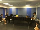 NUS Piano Ensemble Alumni Concert 2016, Yin Ngai, and Yeo Chuo Wei Jonathan