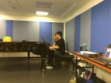 NUS Piano Ensemble Alumni Concert 2016, Duet by Kelvin Koh, and Yin Ngai