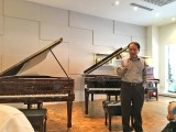 Launch of 3rd Steinway Youth Piano Competition 2016, Professor Yu Chun Yee