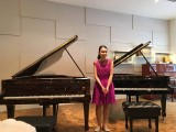 Launch of 3rd Steinway Youth Piano Competition 2016, Nicole Tay Wan Ni