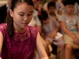 Launch of 3rd Steinway Youth Piano Competition 2016, Nicole Tay Wan Ni performing