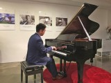 Young Steinway Artist, Congyu Wang, Debuts New CD Release, Charme, Congyu Wang performing