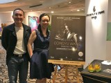 Young Steinway Artist, Congyu Wang, Debuts New CD Release, Charme, Sng Yong Meng, and Jenny Soh