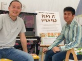 Play It Forward Singapore 2015, Victoria Concert Hall, Sng Yong Meng, and Congyu Wang