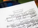 Piano Workshop by Emma Leiuman, Chopin scores