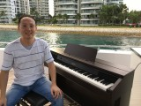 Pianovers Sailaway Pre-Event Shoot, Sng Yong Meng