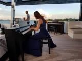 Pianovers Sailaway Pre-Event Shoot, Tang Sueli
