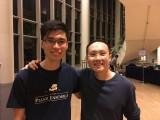 NUS Piano Ensemble, Con Spirito, Benjamin Tse, and Sng Yong Meng