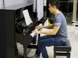 Pianovers Meetup #12, Wenqing performing