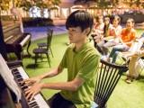 Pianovers Meetup #13, Joseph Lim performing