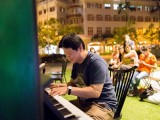 Pianovers Meetup #13, Gee Yong playing