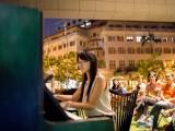 Pianovers Meetup #13, Hui Jie performing