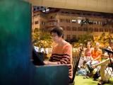 Pianovers Meetup #13, Patsy performing