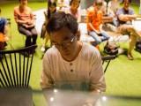 Pianovers Meetup #13, Chris Khoo performing