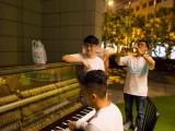 Pianovers Meetup #13, Luke Goh playing