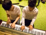 Pianovers Meetup #13, Jimmy Chong, and Luke Goh