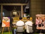 Pianovers Meetup #13, Jimmy Chong, and Luke Goh jamming
