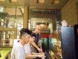 Pianovers Meetup #13, Luke, Jimmy, and Bryan